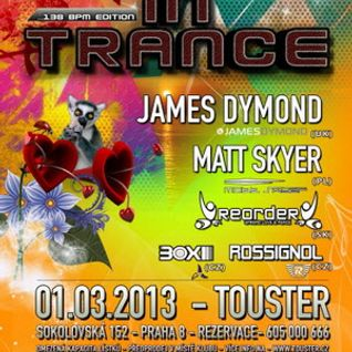 ReOrder - Live @ Touster Club & Lounge (Prague, Czech Republic) - 01.03.2013