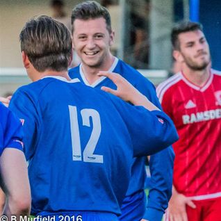 Whitby Town v Middlesbrough XI- 20/7/16- Full match replay