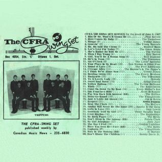 Ottawa Top 40 Chart: June 7th 1967