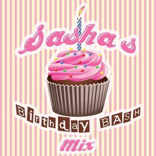S.A.S.H.A.-s Birthday Bash