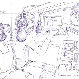 Rinzence FM 6: DJ Planet Mu + Luke Vibert