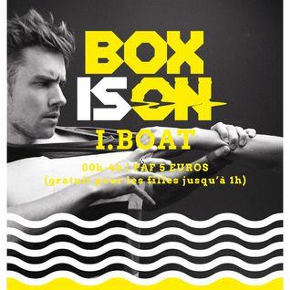 SOVNGER - Boxon Records I.Boat mix