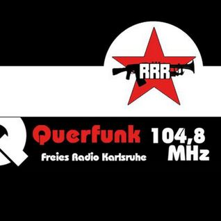 Dada CAt / Ringe Raja Records @ Massive Drums Clubnight - QUERFUNK 104.8 FM. 26.04.2014