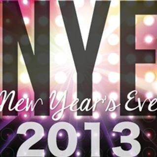 NYE 2012 to 2013 Commercial Dance Mix (With Countdown)