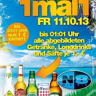 live Mitschnitt vom 11.10.2013 - n8werk 1mal1