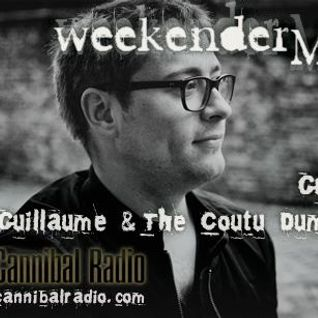 WeekenderMix Episode 01 - Guillaume & the Coutu Dumonts