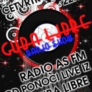 Cuba Libre Radio Show 22 (26.01.2012)
