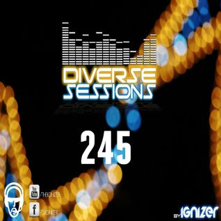 Ignizer - Diverse Sessions 245 Riddle Proyect Guest Mix