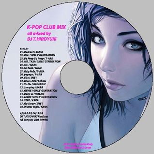 K-POP CLUB M!X VOL.1