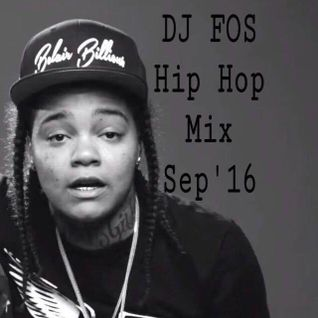 DJ FOS Hip Hop / RnB Mix SEP 2016 (Rick Ross, Young M.A., Ty $ Sign, Lil Uzi Vert, Post Malone)
