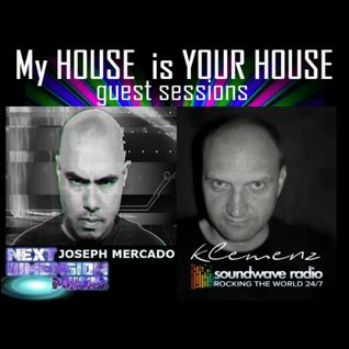 My HOUSE is YOUR House CHRISTMAS edition featuring JOSEPH MERCADO guest session