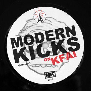 Modern Kicks on KFAI - 12/18/2013