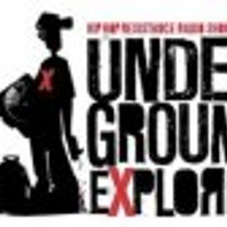 14/04/2013 Underground Explorer Radioshow Part 1 Every sunday to 10pm/midnight With Dj Fab