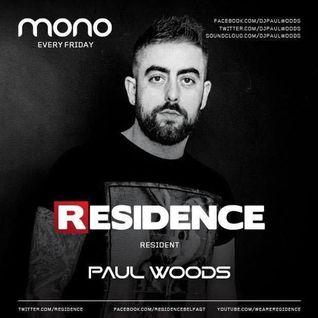 Paul Woods Live @ Residence 25.09.15