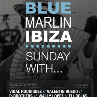 Blue Marlin Ibiza Sunday Opening Party / Live Broadcast / 31.Marz.2013 / Ibiza Sonica