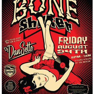 Early Doors BoneShaker Aug 2012