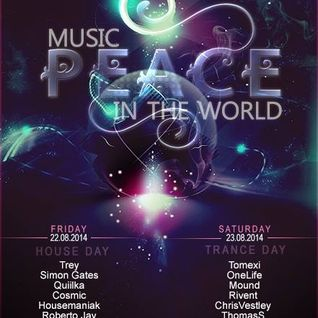Music Peace in the World #4 - Guest Mix