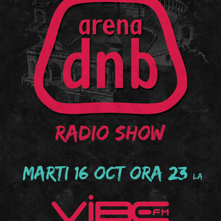 Arena dnb radio show vibe fm mixed by MIGHTY BOOGIE 16-oct-2012