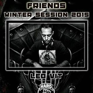 Leo-Vit @ Hard Force United and Friends Winter Session - Moscow/Russia (hardtechno-schranz)  28-2-15