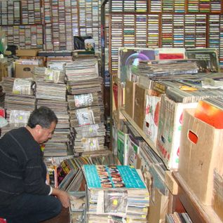 Secret Stash Records & The Find Magazine - Peruvian Digging