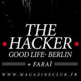 FARAI : electro-pop warm-up for THE HACKER @ MAGAZINE CLUB / 18 of november 2011