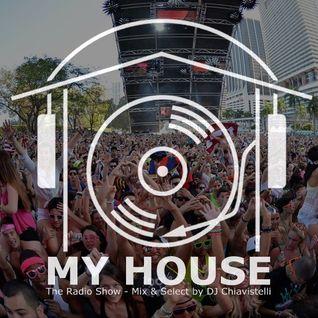 My House Radio Show 2016-03-19