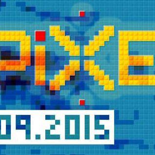 "Juice Box @ Soundproof's ""Pixelate"" - Sep 26, 2015"