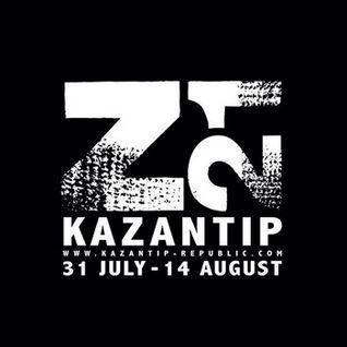 Alex M.O.R.P.H. - Live @ Kazantip Republic (Popovka) - 07.08.2013