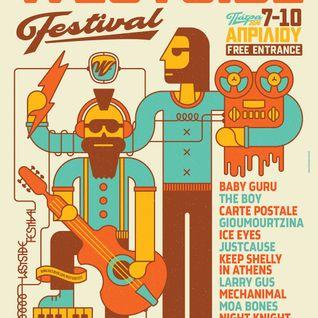 WestSide Festival a poplie mixtape