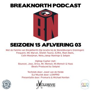 BreakNorth Podcast - S15 E03