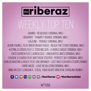 The Riberaz Weekly Top Ten 056