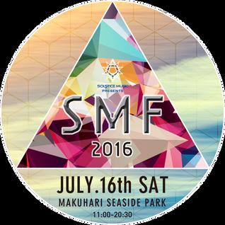 Mixmaster Morris @ Solstice fest Japan pt1