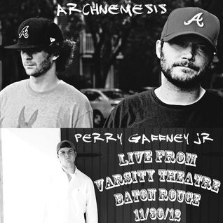 Archnemesis w/ PGJR LIVE Set at Varsity Theatre Baton Rouge Part 1