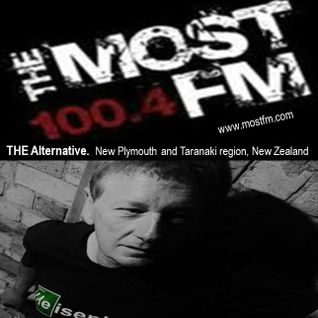 Eclectique NZ & Australia with Paul Lightfoot  ON Demand Replay of broadcast on Most FM August 15