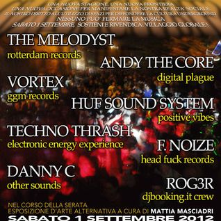 F. Noize live @ The Untouchables - 01 - 09 - 2012