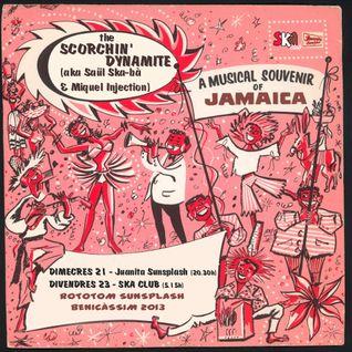 The Scorchin' Dynamite @ Ska Club. Rototom Sunsplash 2013 (by Saül Ska-bà & Miquel Injection)