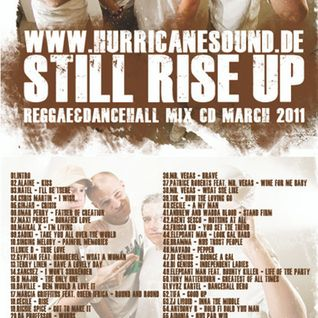 Hurricane Sound - Still Rise Up Mix CD 2011