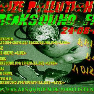Steffen R. LIVE - Freaksound FM 24.06.05