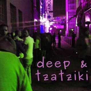 Deep & tzatziki