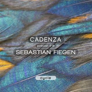 Cadenza Podcast | 218 - Sebastian Fiegen (Cycle)