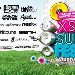 DJ 54LTY @ XSF13