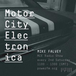 Mike Falvey - 'MCE Radio 010 - 23rd January 2016' - DJ Mix
