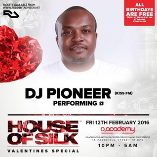House Of Silk - Live Recording 12th Feb 2016