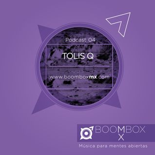 Tolis Q for Boombox MX Podcast 04