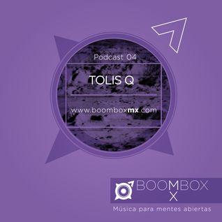 Tolis Q for Boombox MX Podcast 04