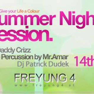 Live@SUMMER NIGHT SESSION PART 3-14.06.2013-Dudek Patrick