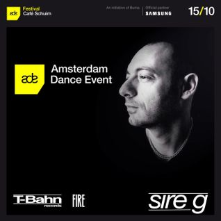Sire_g - The Bus Podcast [ADE 2014]