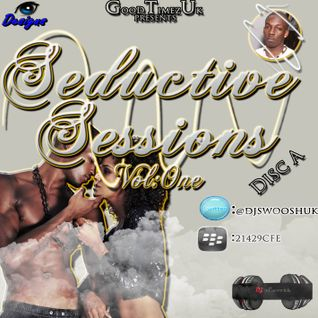 Seductive Sessions Vol.1 Disc A-Mixed By DjSwoosh