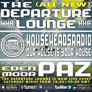 PAZ - VINYL SESSIONS MINI MIX - HHR LIVE - 19.11.16