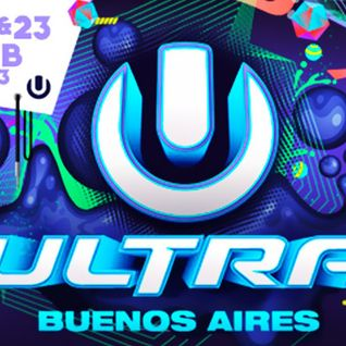 Heatbeat - Live @ Ultra Music Festival (Buenos Aires) - 23.02.2013